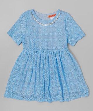 Red Heart Bow Dress - Toddler & Girls
