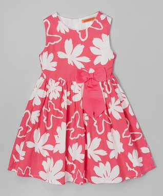 Light Denim Drop-Waist Dress - Toddler & Girls