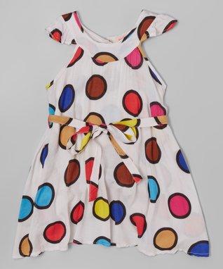 Hot Pink Ruffle Dress - Toddler & Girls